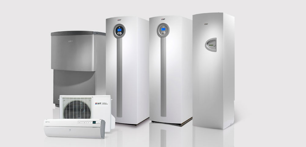 Vi har service på alla värmepumpar